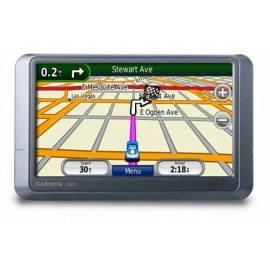 Datasheet Navigation System GPS GARMIN Nuvi 255WT grau