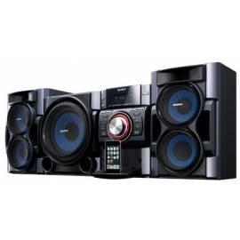 Service Manual Stereoanlage SONY MHCEC99.Pflichten, schwarz/silber
