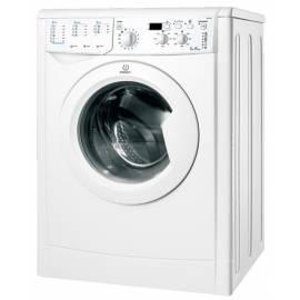 Waschmaschine INDESIT IWD 5105 (EU) weiß Bedienungsanleitung