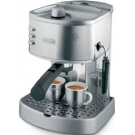 Handbuch für Espresso DELONGHI EG 330 S silber