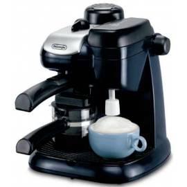 Bedienungsanleitung für Espresso DELONGHI EG 9 schwarz
