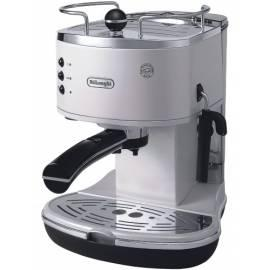 Bedienungshandbuch Doppelklicken Sie auf DELONGHI Espresso ECO 310 W Bälle