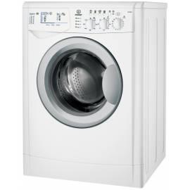 Service Manual Waschvollautomat INDESIT wollen 106 SP (EU)