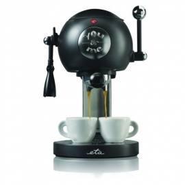 Espresso ETA 2175 90000 schwarz Bedienungsanleitung