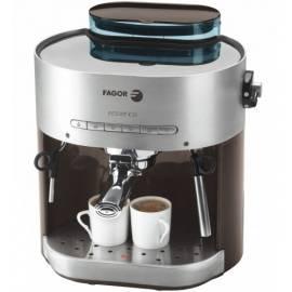 Service Manual Espresso FAGOR CR - 22 aluminium