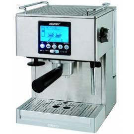 Espresso 13Z018 ZELMER nerez - Anleitung