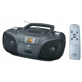 Bedienungshandbuch Boombox JVC RC-EZ51 CD