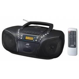 Service Manual Boombox mit CD JVC RC-EZ55
