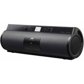 Radioreceiver mit CD JVC RD-HA3B Boomblaster Bedienungsanleitung