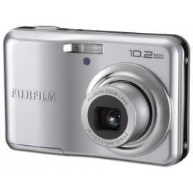 Digitalkamera FUJI FinePix FinePix A170 Silber Silber Bedienungsanleitung