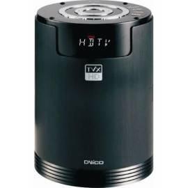 Multimedia Center EMGETON DVICO TViX HD M-7000-1TB schwarz Gebrauchsanweisung