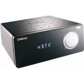Service Manual DVICO TViX Multimedia Center EMGETON HD R-3300-0 GB-schwarz