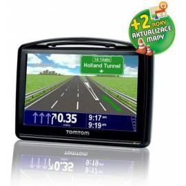 Bedienungsanleitung für Das Navigationssystem TOMTOM GO 930 Traffic GPS + 2 Jahre Kartenupdates (1CH 9.024.03)