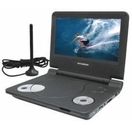 Handbuch für DVD-Player-Hyundai DXD 392 DVBT-Tuner, Portable, USB