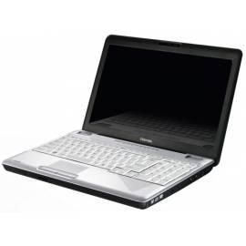 Bedienungshandbuch Notebook TOSHIBA Satellite Satellite L500-12q, distale