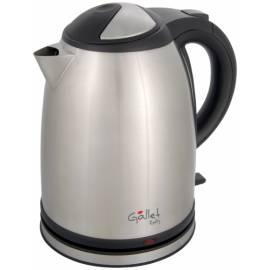 Wasserkocher GALLET BOU 120 Edelstahl Gebrauchsanweisung