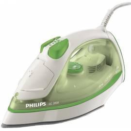 Bügeleisen PHILIPS 2800 Serie GC 2830/02 grün