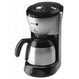 Kaffeemaschine FAGOR CG-416 TH schwarz/silber - Anleitung