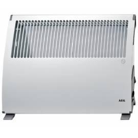 Heißluft Konvektor STIEBEL ELTRON EN 204 T grau/weiss Bedienungsanleitung