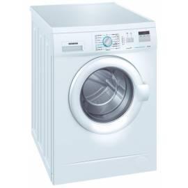Waschvollautomat SIEMENS WM 10A261 WOULD Gebrauchsanweisung