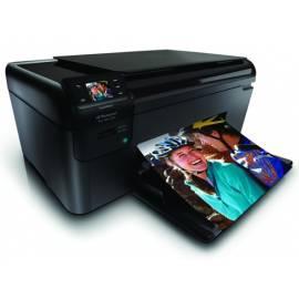 Bedienungshandbuch HP Photosmart C4680 Drucker (Q8418B # BEP) schwarz