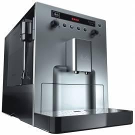 Handbuch für Espresso MELITTA Caffeo Bistro Caffeo Bistro Silber