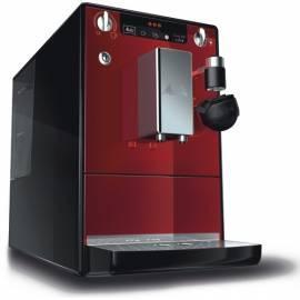 MELITTA Espresso Caffeo Lattea Caffeo Latea schwarz/rot - Anleitung