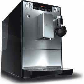 PDF-Handbuch downloadenMELITTA Espresso Caffeo Lattea Caffeo Latea schwarz/silber