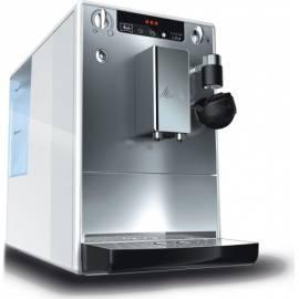 Benutzerhandbuch für MELITTA Espresso Caffeo Lattea Caffeo Latea silber/weiss