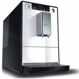 Bedienungshandbuch MELITTA Espresso nur Caffeo Caffeo nur weiß