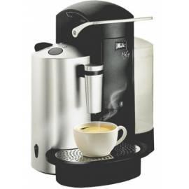 Service Manual MELITTA MyCup Espresso Maker-schwarz/silber