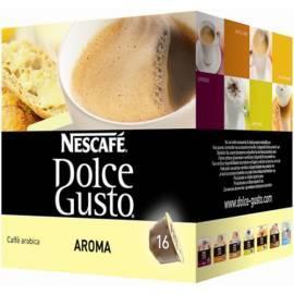 Handbuch für Kapseln für das Espresso KRUPS AROMA 16 Stk