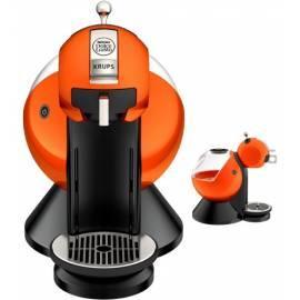 Benutzerhandbuch für Espresso Krups KP 2104 NESCAF Dolce Gusto u00c3 orange