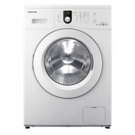 Handbuch für Waschmaschine SAMSUNG WF8502NMW weiß