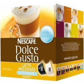 Kapsel Espresso KRUPS LATTu00c3 MACCHIATTO für Zucker frei 16 Stück - Anleitung