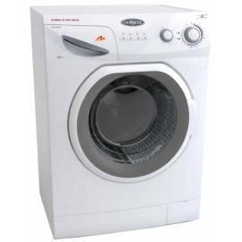 Automatische Waschmaschine Göttin WFC1025M8S weiß Gebrauchsanweisung