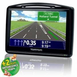 Bedienungshandbuch Navigationssystem GPS TOMTOM GO 730 + 2 Jahre Kartenupdates (1CH 7.024.04)