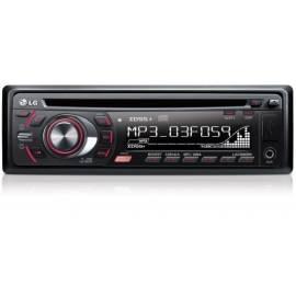 CD-Autoradio mit der LG-LAC5900RN-schwarz