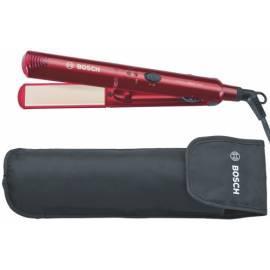 Benutzerhandbuch für Haarglätter BOSCH PHS 2102 rot