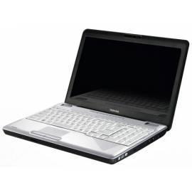 Benutzerhandbuch für Notebook TOSHIBA Satellite L500-1GF Satelliten Windows 7 (PSLS0E-02Y019CZ)