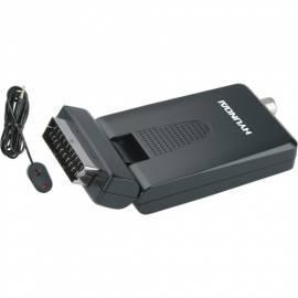 DVB-T Receiver DVB-HYUNDAI T301 schwarz Gebrauchsanweisung