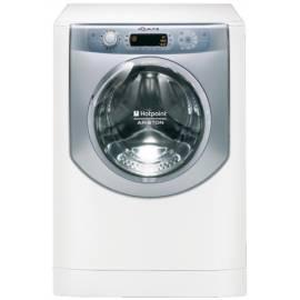 Benutzerhandbuch für Waschmaschine mit Trockner Trockner HOTPOINT-ARISTON AQM9D 49 U (EU) / b silber/weiss