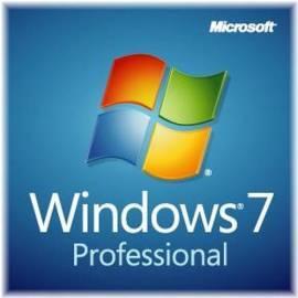 Software MICROSOFT Windows 7 Professional 64-Bit-CZ-OEM-DVD (Vollversion-00762) Bedienungsanleitung