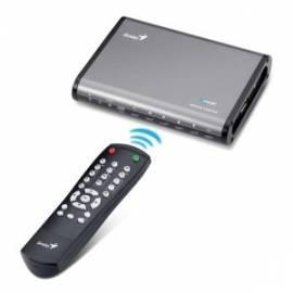 Bedienungshandbuch DVB-T Modul GENIUS DigiPlayer Media Player 100 (32410019101) schwarz