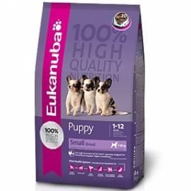 Handbuch für Eukanuba Puppy &   Junior Small Breed (3kg)