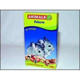 Futter der Tiere Chinchilla 500 g (275-1109) - Anleitung