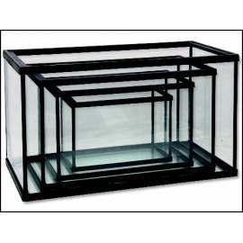 Aquarium mit Frame set 4ST (C2-24) Gebrauchsanweisung